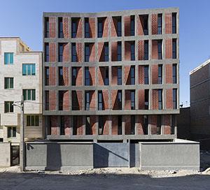 Kahrizak Residential Project - пример экономичного жилья в Тегеране /// ОСОБАЯ АРХИТЕКТУРА