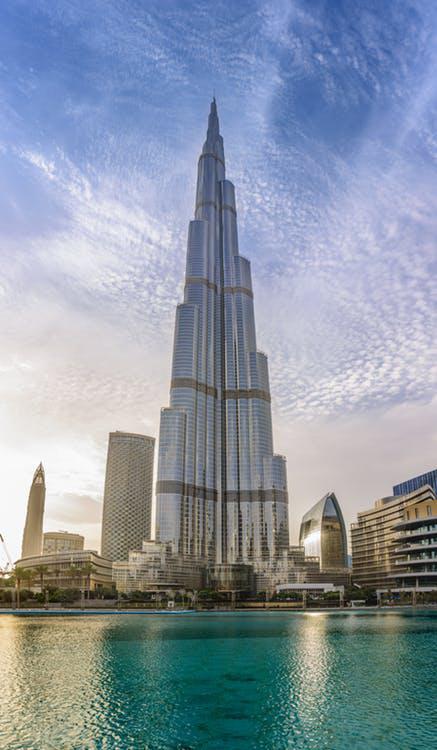 Дубай здание бурдж халифа несебр недвижимость купить
